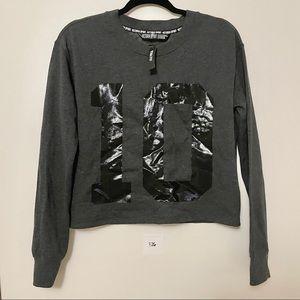 Victorias Secret Sports Crop top sweater